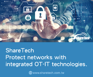 ShareTech protect networks with integrated OT-IT technologies.