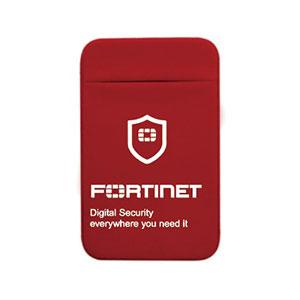 Fortinet 攤位互動 - 好友見面禮 萊卡手機背貼一式